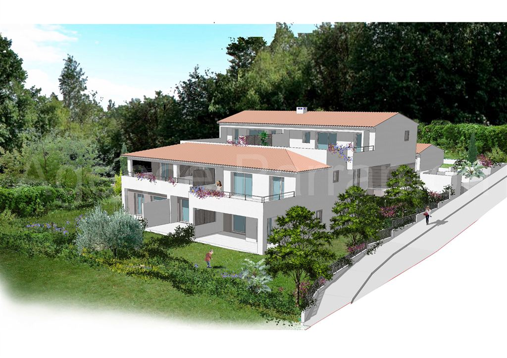 Vente SIX-FOURS programme neuf APPARTEMENT