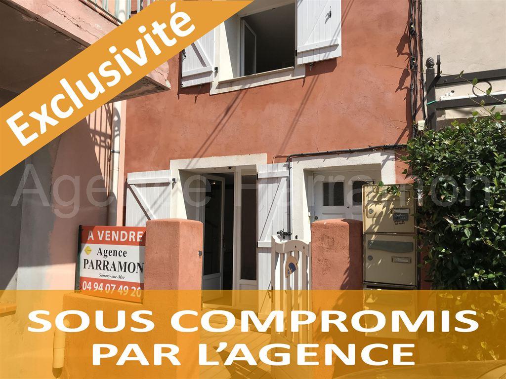 Vente Appartement SIX FOURS LES PLAGES